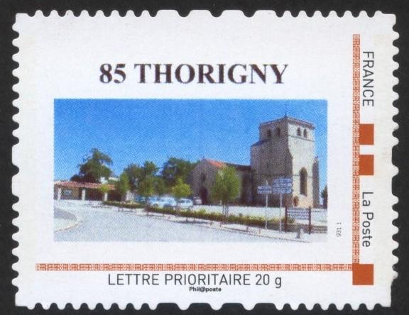 85 - La Roche-sur -Yon - Association Philatélique Yonnaise Thorig10
