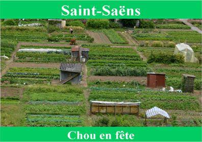 76 - Saint-Saëns - Le Chou  Timbre36