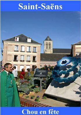 76 - Saint-Saëns - Le Chou  Timbre38