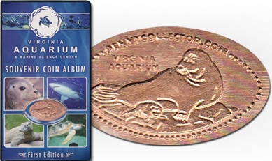 Elongated Coin US Virgin10