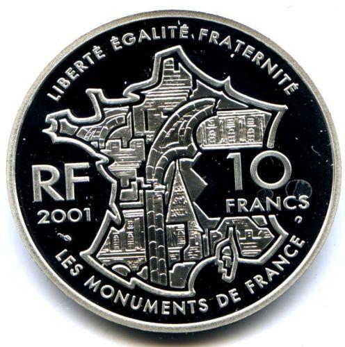 Mdp 37mm franc Argent Vv10