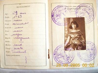 DOCUMENTS ET CARTES DE NOS PARENTS AU MAROC Copie_13