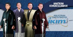 :: Finalist Akhir Anugerah Carta Nasyid IKIM 2007 :: Saujan10
