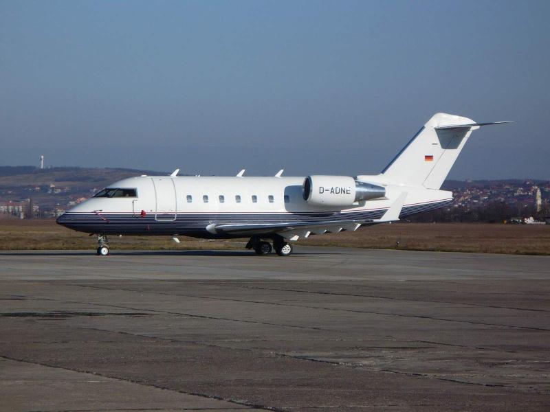 Avioane business Cl-60010