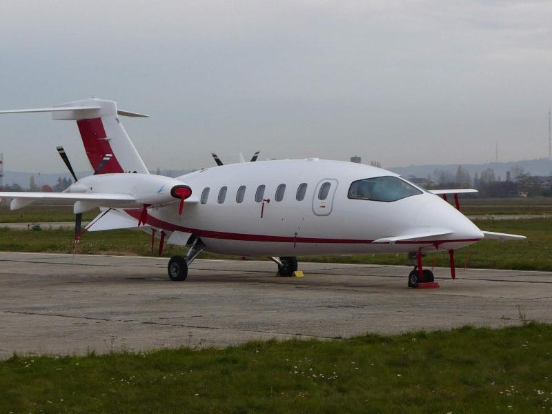 Aeronave deosebite F-gpko11