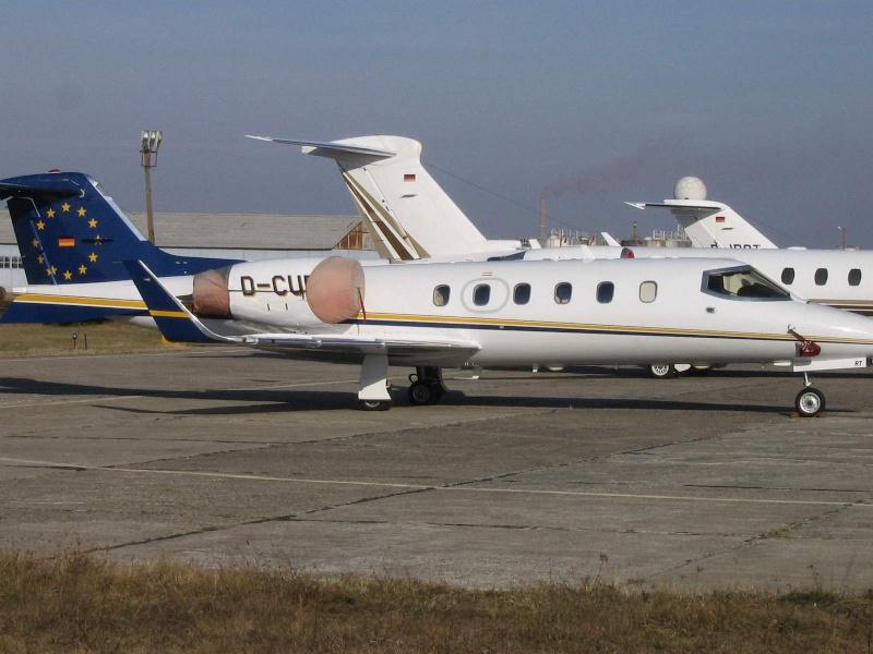 Avioane business Learje10