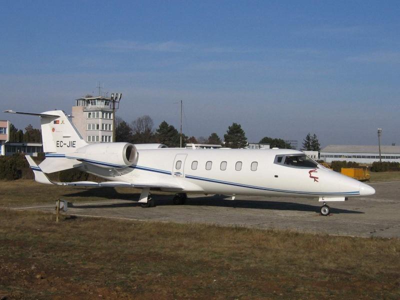 Avioane business Learje15