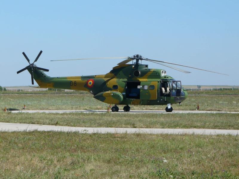 Meeting aviatic - 55 DE ANI DE AVIAŢIE MILITARĂ PE TIMIŞOARA Tsr310