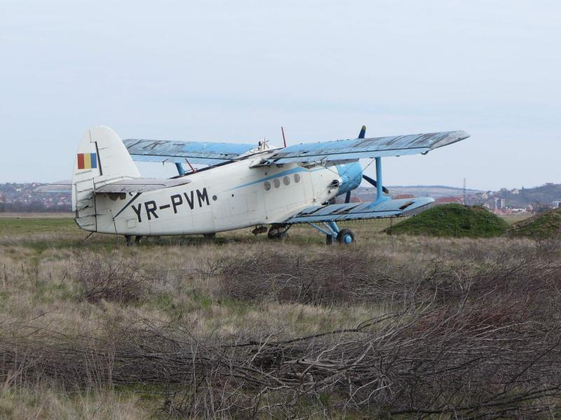Antonov An-2 Yr-pvm10
