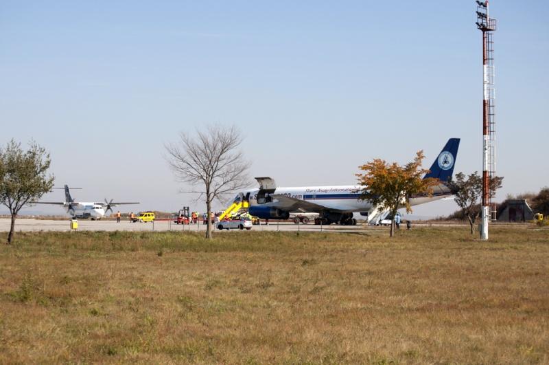 Aeroportul Timisoara (Traian Vuia) - Octombrie 2011   Zs-osi12