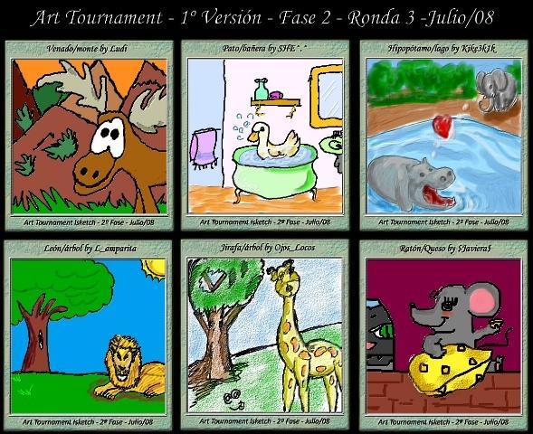 ART TOURNAMENT 2fase310