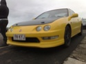 Yellow Integra 01062011