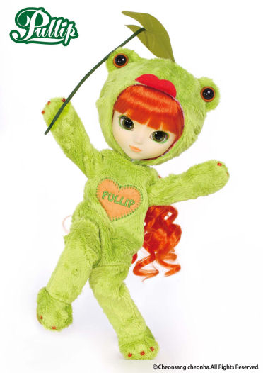 Septembre 2012 : Pullip Froggy Froggy14