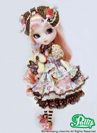 Mai 2012 : Pullip Alice du Jardin P059-210