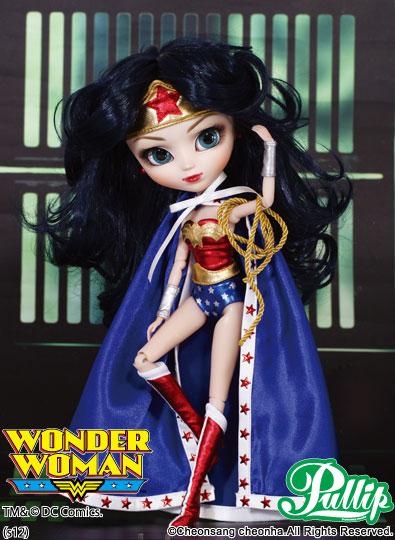 Juillet 2012 : Pullip Wonder Woman P063-210