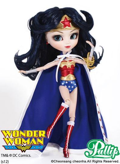 Juillet 2012 : Pullip Wonder Woman P063-310