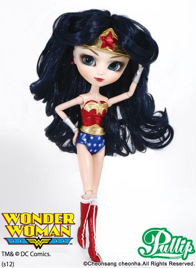 Juillet 2012 : Pullip Wonder Woman P063-510