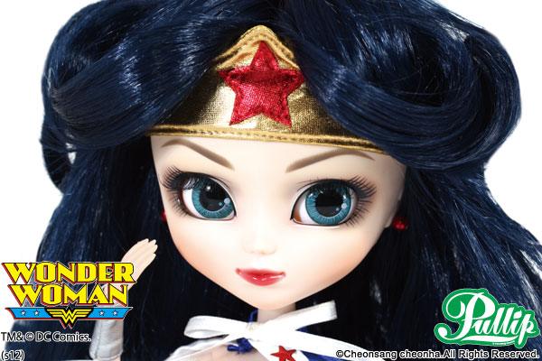 Juillet 2012 : Pullip Wonder Woman P063-710