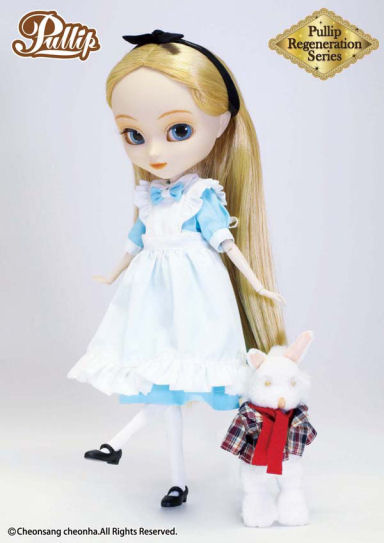 Avril 2012 : Pullip Regeneration Fantastic Alice Refan210