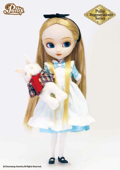 Avril 2012 : Pullip Regeneration Fantastic Alice Refan410