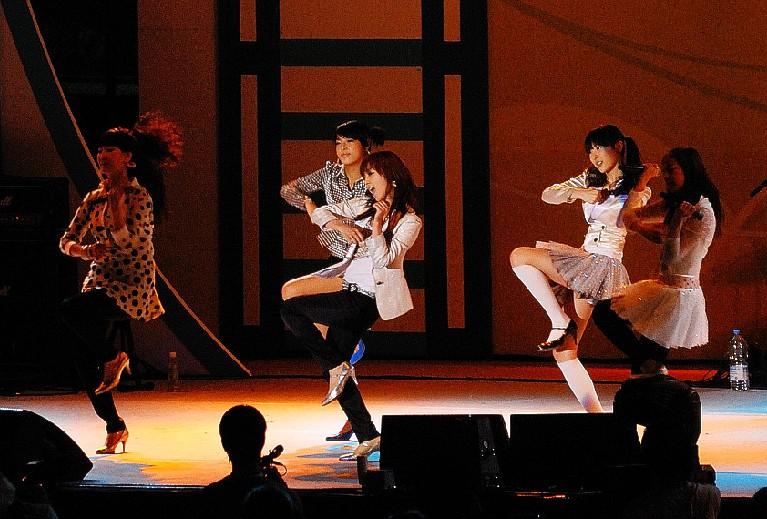 WonderGirls still dance to TELL ME! 00005015