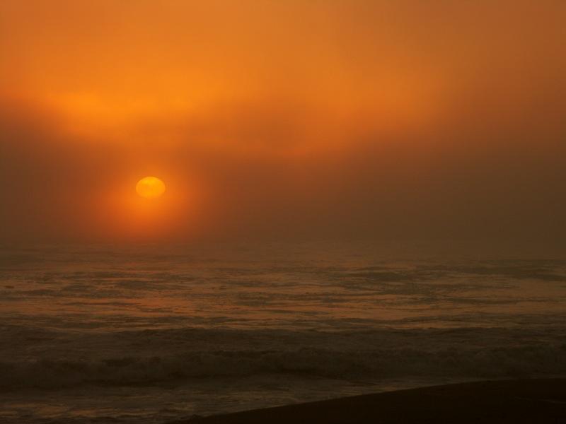 Coucher & Lever de soleil 2008-174