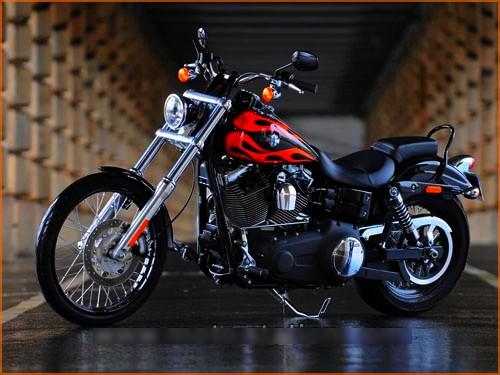 Journal flambé Harley10