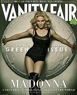 LT:Madonna savo hitus sudainuotu tik uz 30 000 000$ Vanity10