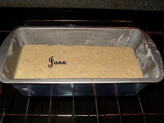 Banana Loaf Cake Foto_144