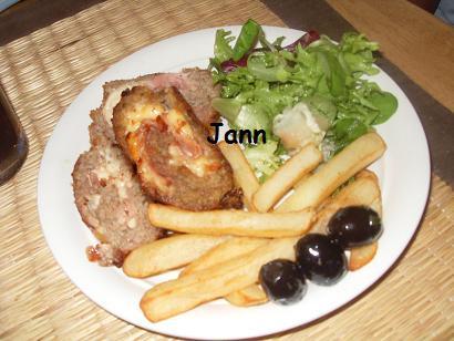 Rolo de carne panado Sdc12929