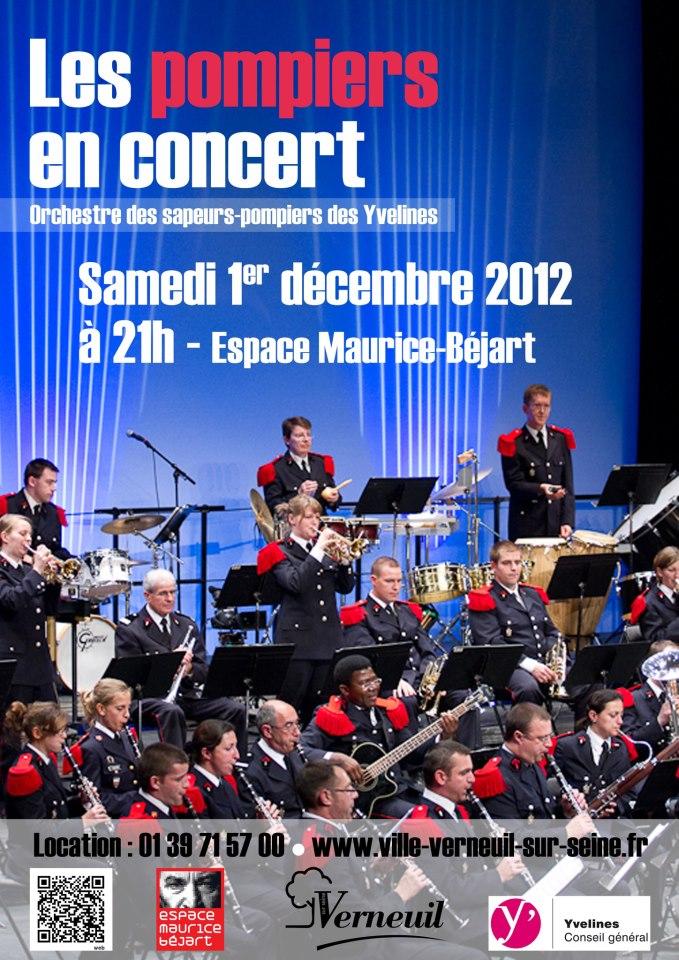 Concert Musique des Sapeurs Pompiers des YVELINES 48290210