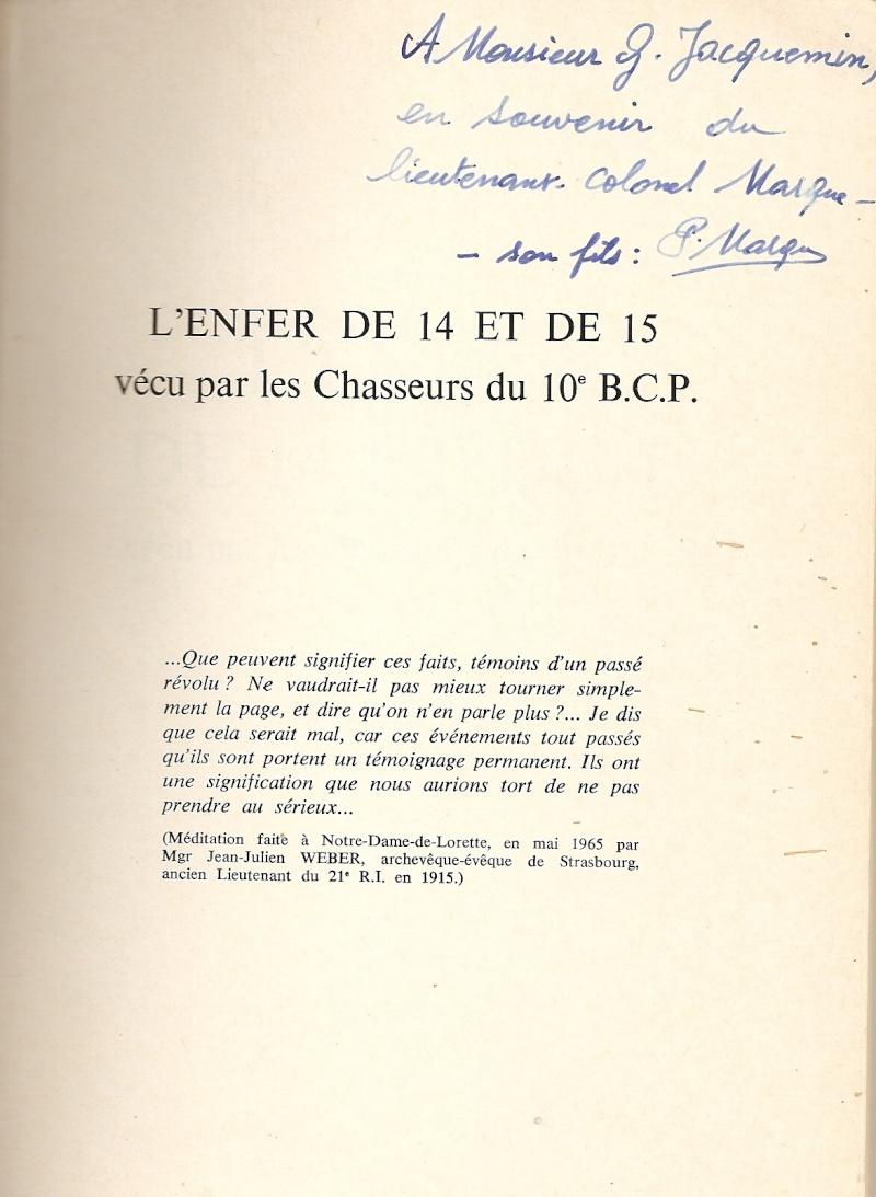 10e BCP L'Enfer de 1914 et 1915 L_enfe10