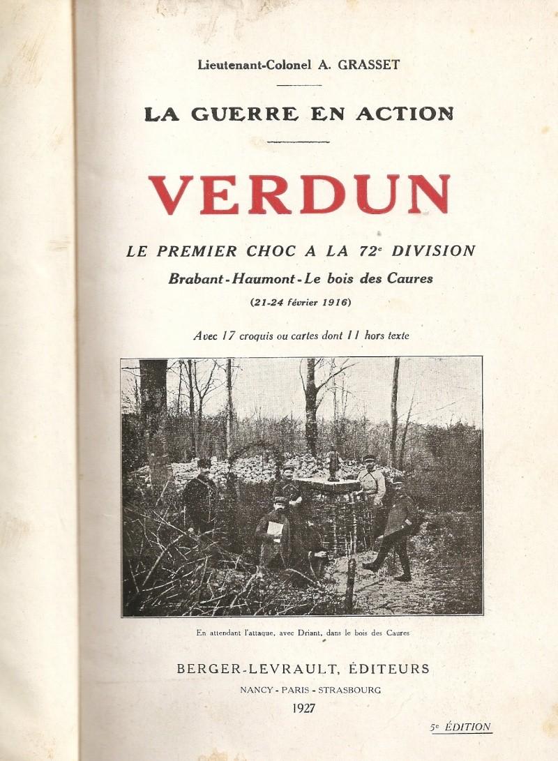 VERDUN Le Premier Choc à la 72e Division Le_pre10