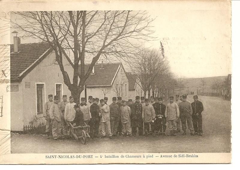 4 Bataillon St Nicolas du Port 1911 Saint_12