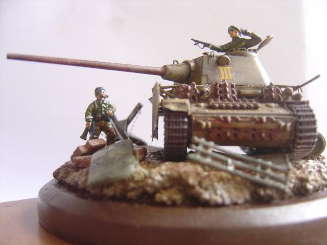"""Panzer paper """"46""""  (divers) 002cj310"""