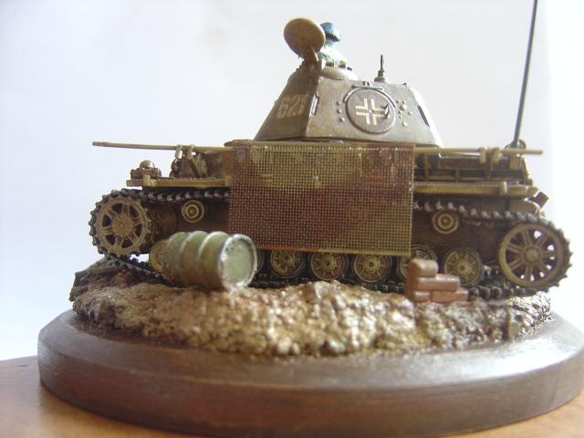 "Panzer paper ""46""  (divers) 003lk410"