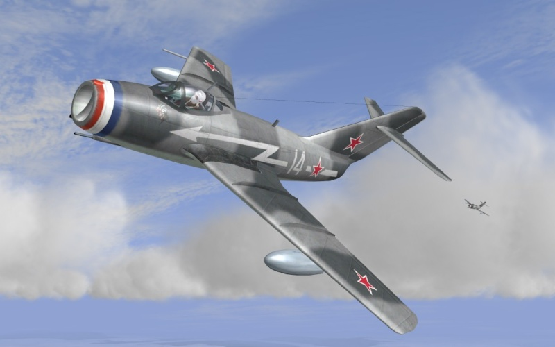 "[Hobby Boss] Mig 15 ""Normandie Niémen"" ( what-if ) fini Nn_win10"