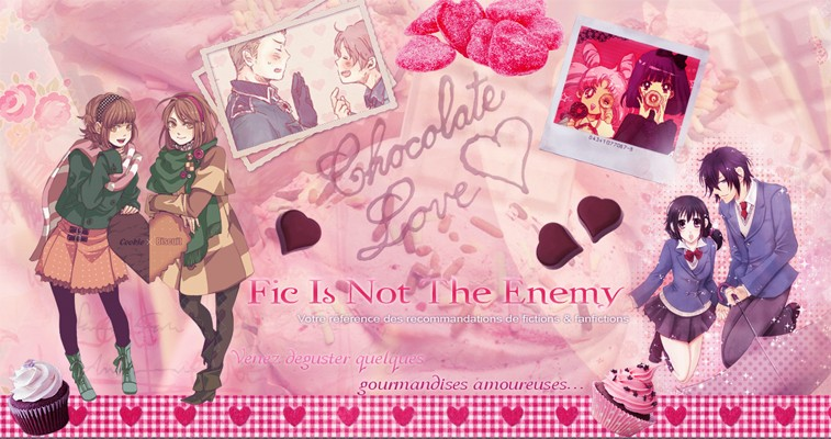 Fic Is Not The Enemy Presen11
