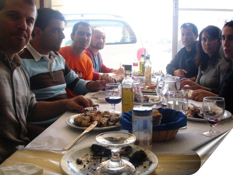 Almoço dia 30 - Dia do Motociclista - ALGARVE Ta110