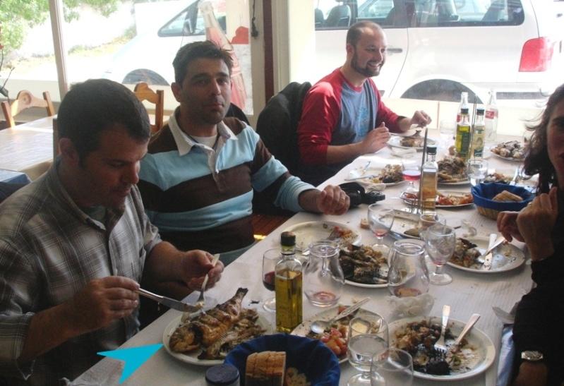 Almoço dia 30 - Dia do Motociclista - ALGARVE Ta310