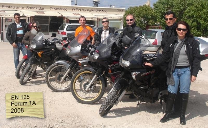 Almoço dia 30 - Dia do Motociclista - ALGARVE Ta510