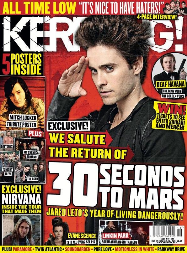 Kerrang Novembre 2012 Kerran10