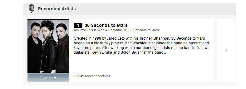 Getglue : gagnez des stickers 30 seconds to mars - Page 4 Trendi10