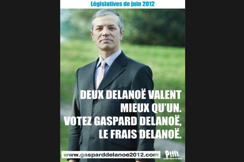 Législatives 2012 : les candidats les plus improbables ! 111