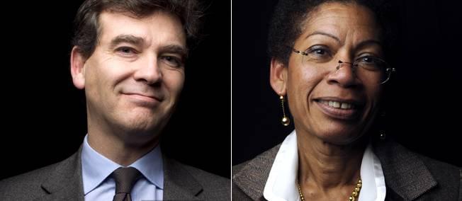 Les deux ministres qu'on envie Monteb10