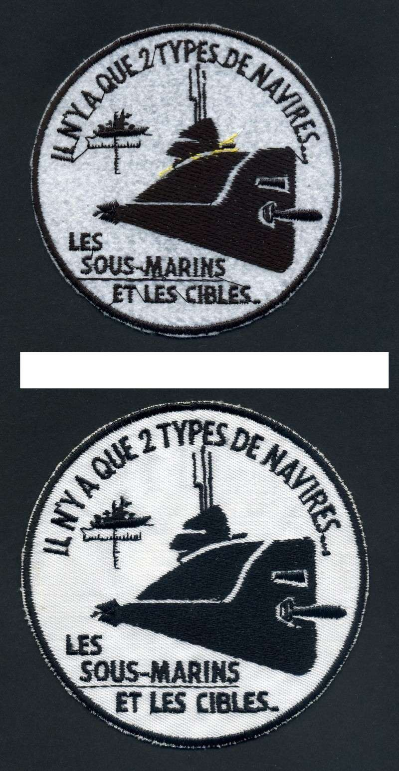 Ma collec. patchs Marine Nationale : sous-marins , cdo etc. - Page 5 Img42710
