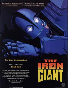 The Iron Giant / Le Géant de Fer Oscarp10