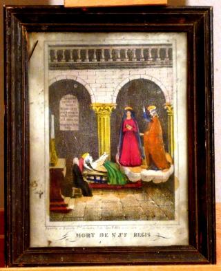 Muerte de S. Juan-Francisco Regis  Grav_p11