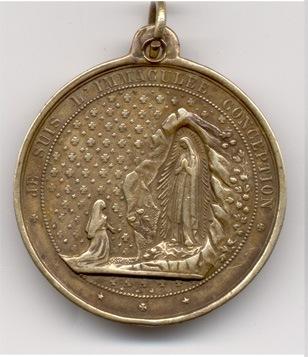 Medalla de la Virgen Medall11