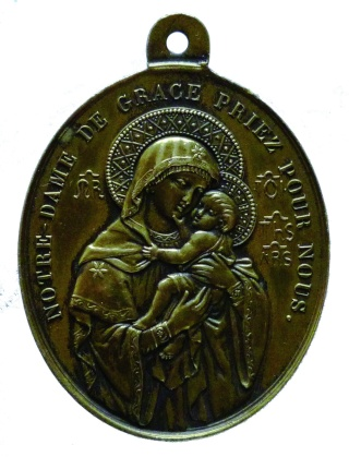 CAMBRAI - San Roque / Nª Sra. de Gracia de Cambrai 1669 (RM SXVII-P79) Nd_de_10